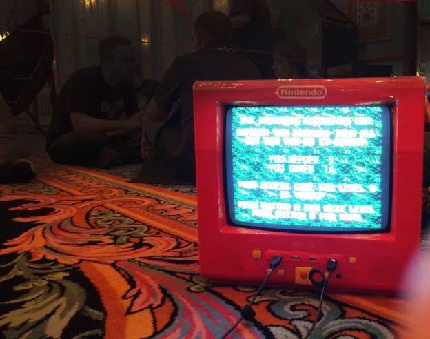 Un TV CRT todo-en-uno gracias a una Raspberry Pi 3