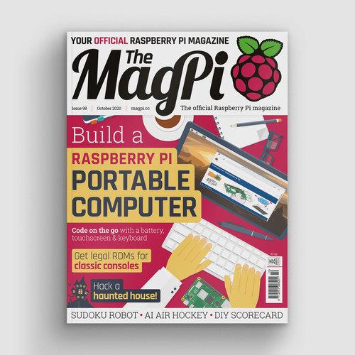 The Magpi #98: Octubre 2020