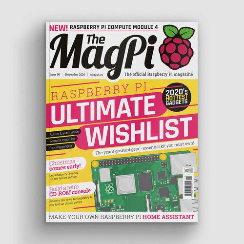 The Magpi #99: Noviembre 2020