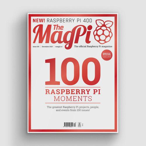 The Magpi #100: Diciembre 2020